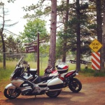 The End of the Road at the Mendota Lighthouse - Lake Superior