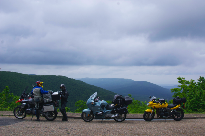 The Talimena Scenic Byway is worth putting on any Bucket List!