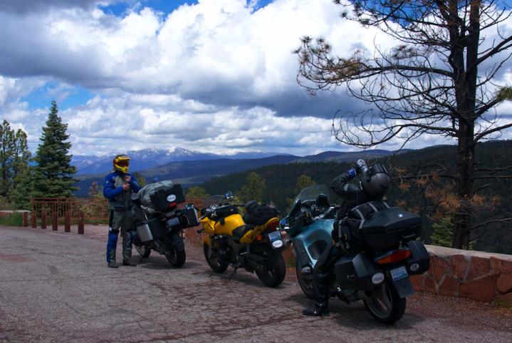 Incredible road - incredible views.